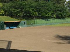 知多運動公園野球場