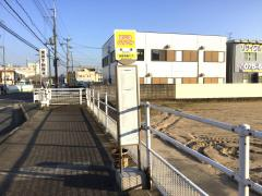 「生津」バス停留所