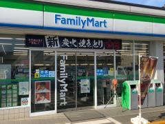 ファミリーマート三木町氷上店