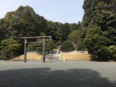 貞明皇后多摩東陵