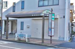 「春江町四丁目」バス停留所