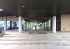 鶴岡市櫛引庁舎