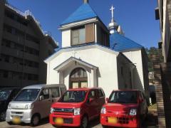 鹿児島ハリストス正教会・聖使徒イアコフ聖堂