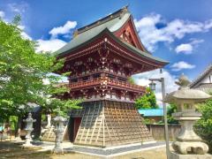慶竜寺(泉子育観音)