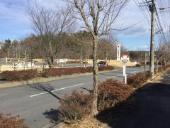 「いわきユアサ」バス停留所