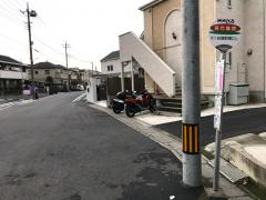 「宮代橋西」バス停留所