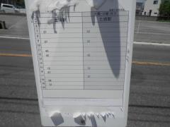 「神立原」バス停留所