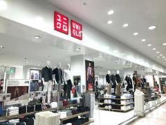 ユニクロヴィアモール江南店