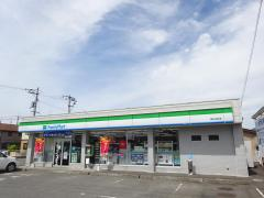 ファミリーマート岡山中井店