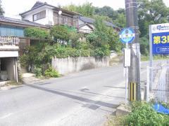 「立願寺」バス停留所
