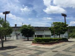 富岡北部運動公園内市民球場