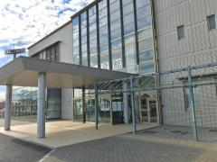 三重県営鈴鹿スポーツガーデン体育館