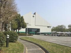 豊川市総合体育館