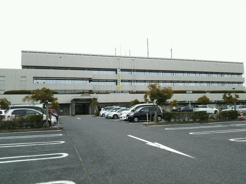 名張市役所