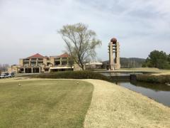 リージャスクレストゴルフクラブグランド