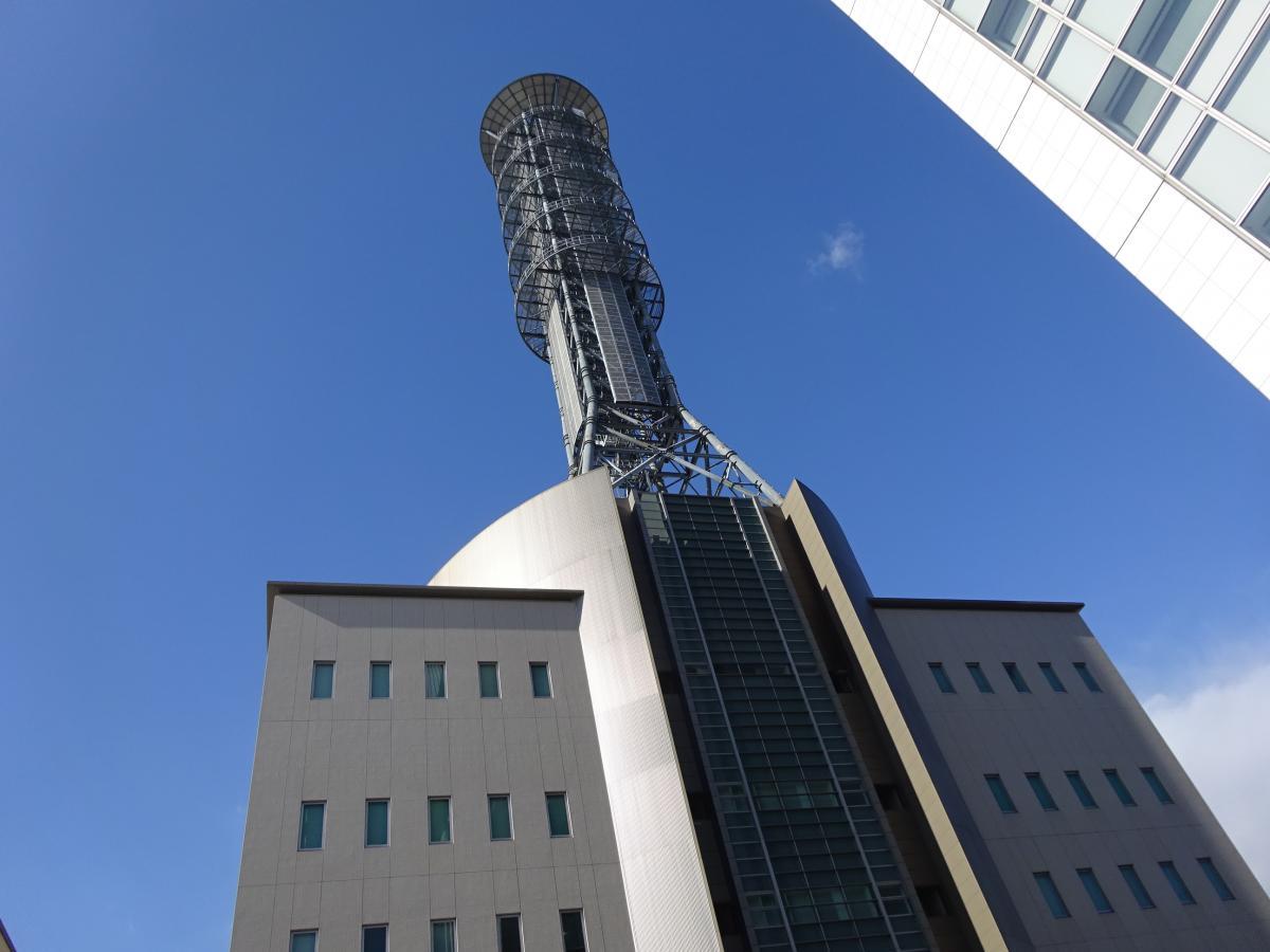 大阪市消防局庁舎西消防署