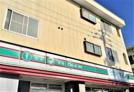 ローソンストア100中川助光店