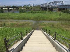 第二十三号横井橋緑地