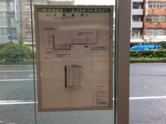 「巣鴨駅南口」バス停留所