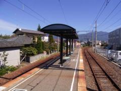 信濃荒井駅