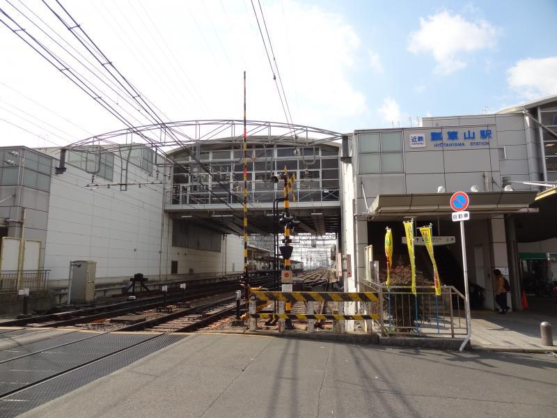 近鉄 瓢箪山駅