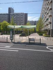 「南粉浜」バス停留所