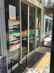 ゆうちょ銀行牛込店