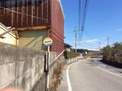 「池技術学校前」バス停留所