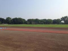 熊谷運動公園陸上競技場