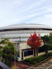 神戸市総合運動公園体育館