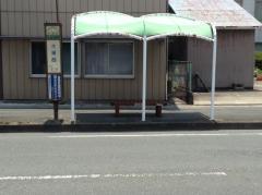 「大蒲西」バス停留所