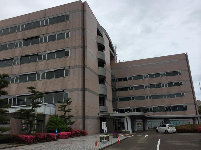 新潟市役所本館