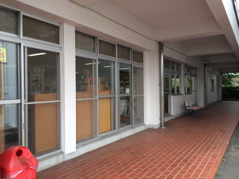 三豊市三野町図書館