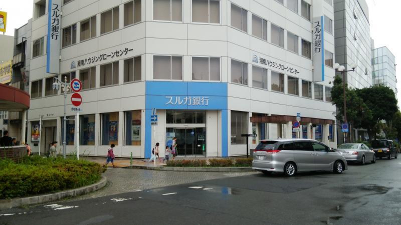 スルガ銀行藤沢支店」の検索結果...