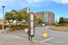 「千葉ポートタワー」バス停留所