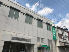 近畿大阪銀行交野支店