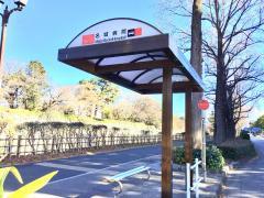 「名城病院」バス停留所