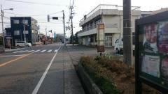 「南横地」バス停留所