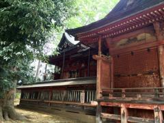 三芳野神社(お城の天神様)