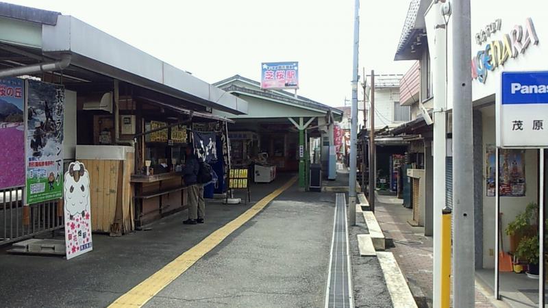 芝桜駅(御花畑駅)