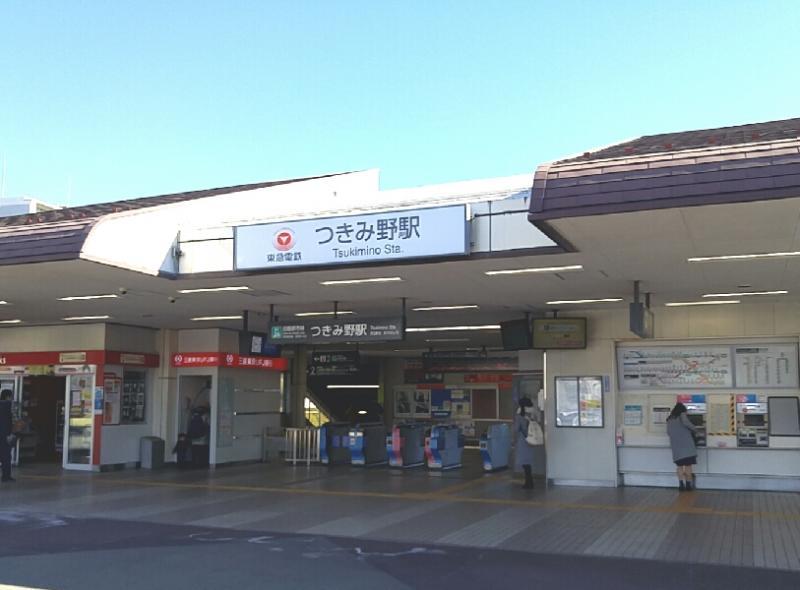 つきみ野駅