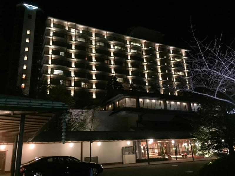 ホテル花水木 建物外観