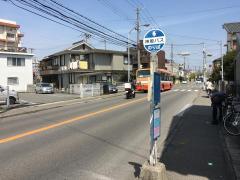 「北王子町」バス停留所