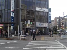 横浜銀行鶴川支店