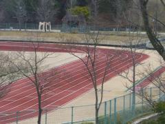 総社北公園陸上競技場