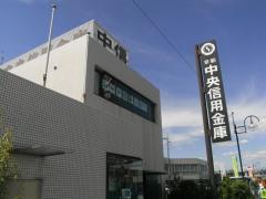 京都中央信用金庫木津支店