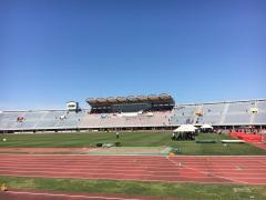 千葉県総合スポーツセンター陸上競技場