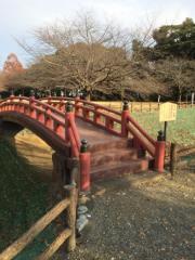 吉田町展望台小山城(能満寺山公園)