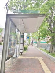 「布引」バス停留所