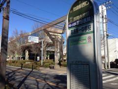 高島第一中学校駅